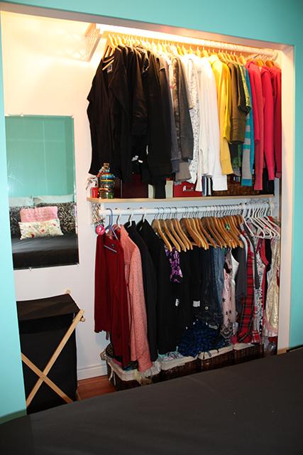 Teen Closet   After