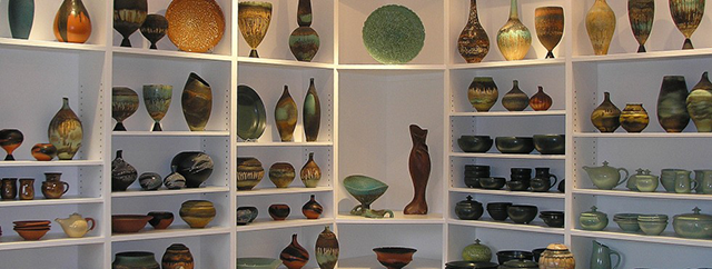 Mary Fox Pottery – What's New in 2011?