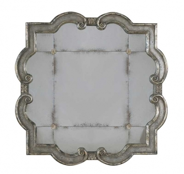 Antiqued Mirrors: A Now WOW