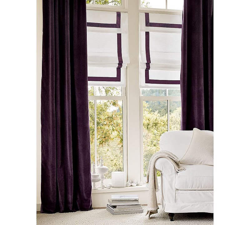 Accents Of Plum For Spring Sheila Zeller Interiors