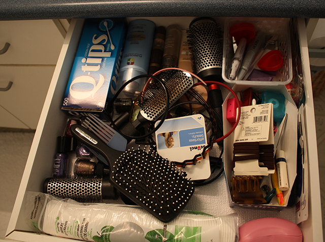 Drawer before