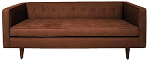 Style Sofa Circa 1960 S Source