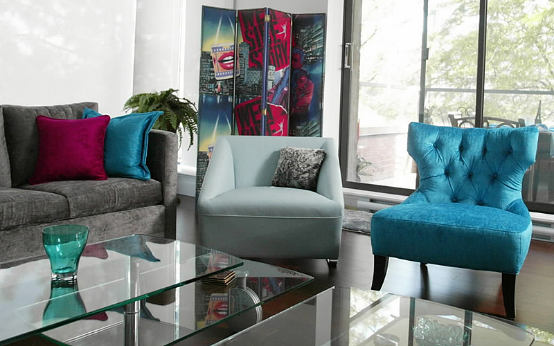 Fabulous Purple and Teal Accents Living Room 800 x 500 · 345 kB · jpeg