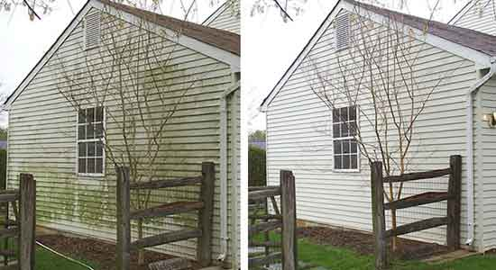 Curb Appeal To Clean Or Not To Clean Your Siding Sheila