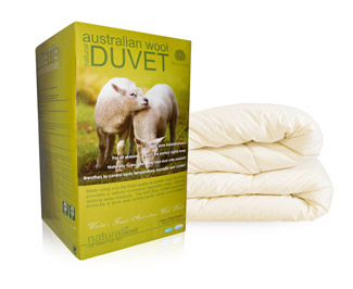 Duvets: Wool or Down?