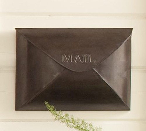 Curb Appeal from Post to Post: You've Got Mail!