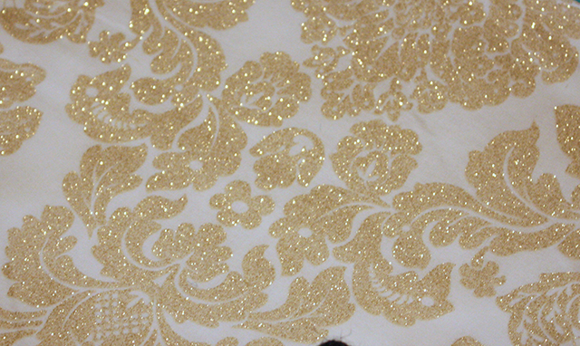 Going for Gold… Inspiration for Kaleigh's Room
