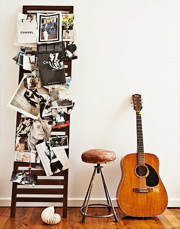 Guitars, Décor…