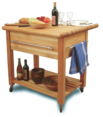 Floating In Space Kitchen Carts Portable Islands