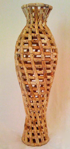 Uncork it drink the wine save the cork sheila zeller for Cool things to do with wine corks