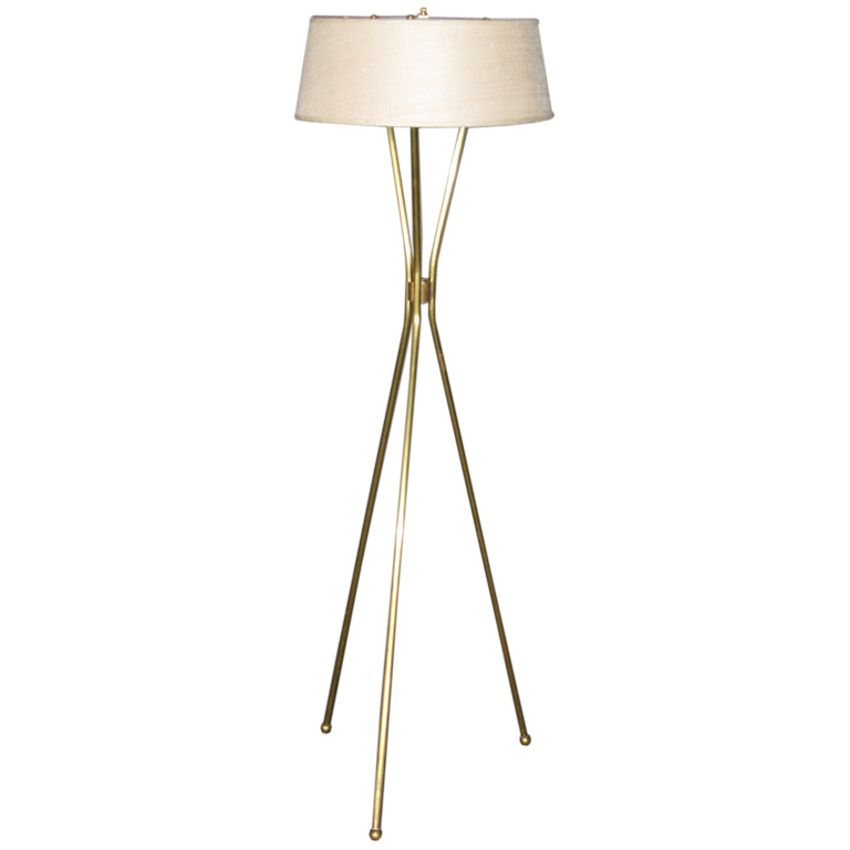 Tripod floor lamps then and now sheila zeller interiors source mozeypictures Gallery
