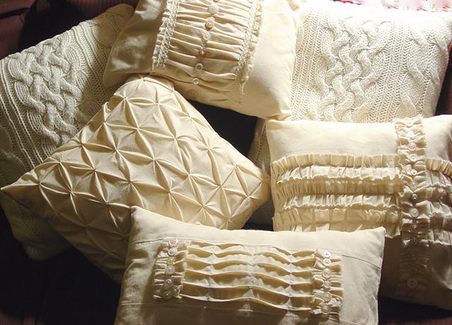 Smocked Pillow Patterns ? Sheila Zeller Interiors