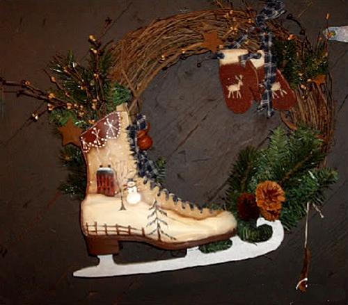 A Cutting Edge On Wreaths Sheila Zeller Interiors