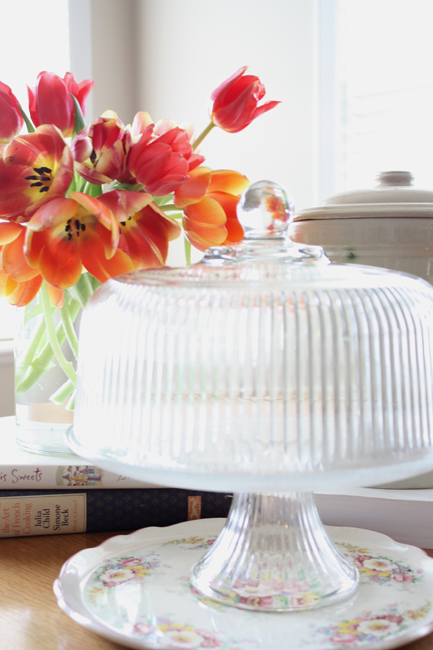 A Thrifty Cake Stand… Just Wait and See!