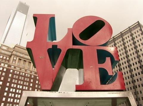 LOVE Around the World: Robert Indiana