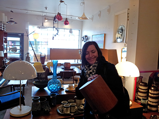 MCM Love: Attic Treasures on Commercial Drive