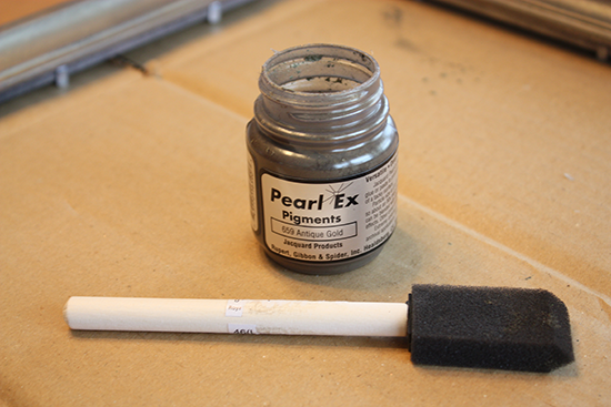 Pearl Ex Pigment - Antique Gold