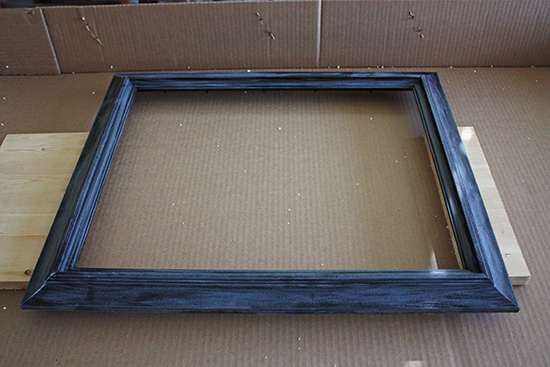 Sanding Frame for Painting