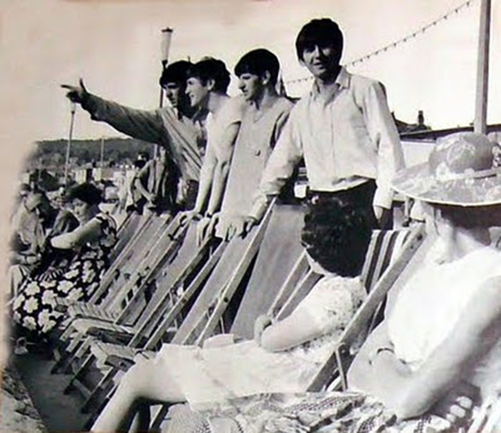 John Moore Deck Chairs & The Beatles