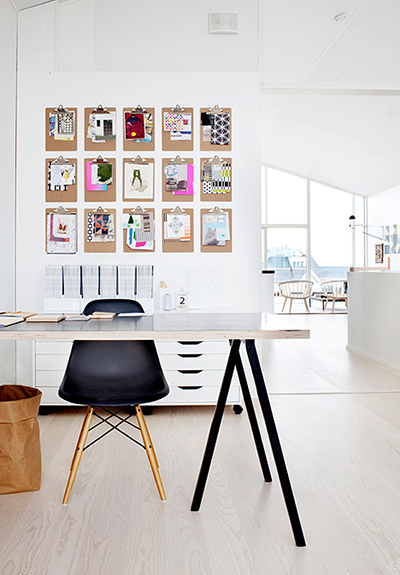 Cool Ways to Hang Up Your Art