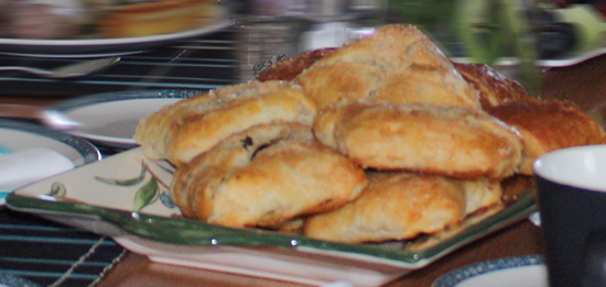 Eccles Cakes, True Grain Bakery