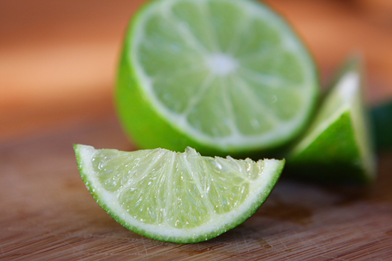 Fresh Cut Lime
