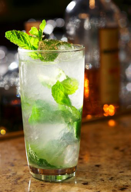 Mojito in Highball Glass