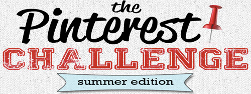 Pinterest Summer Challenge 2012