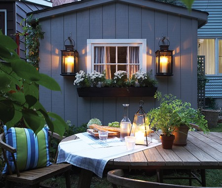 Design Tips Coastal Outdoor Lighting