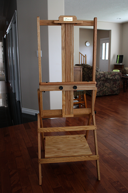 Build Easel Tv Stand