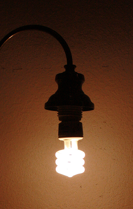 A New Touch for a Touch Lamp