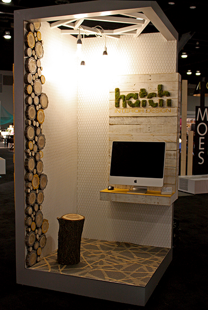 Hatch Interior Design Exhibit