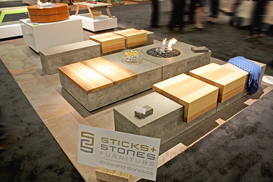 Sticks & Stones Exhibit