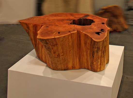 IDSwest 2012: Reclaimed Wood Creations by Matthieu LeBlanc