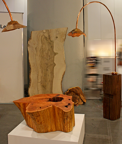 Matthieu LeBlanc Reclaimed Wood Creations