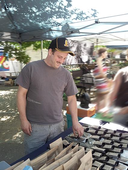 Duncan Farmers Market 2012