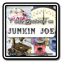 Junkin Joe Linky Party - I Was Featured