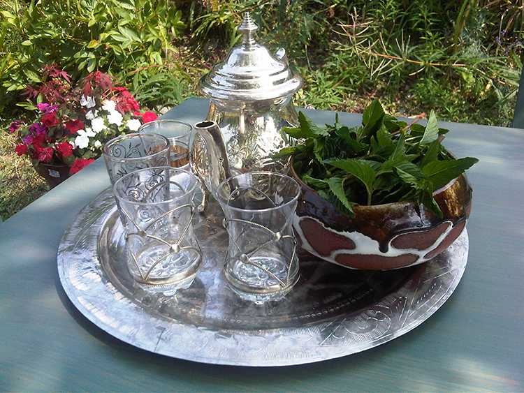 Moroccan Tea Service
