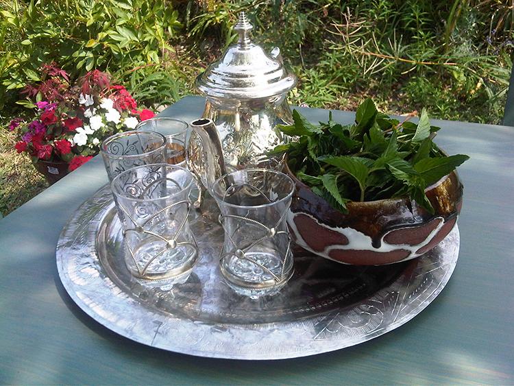Moroccan Tea Service