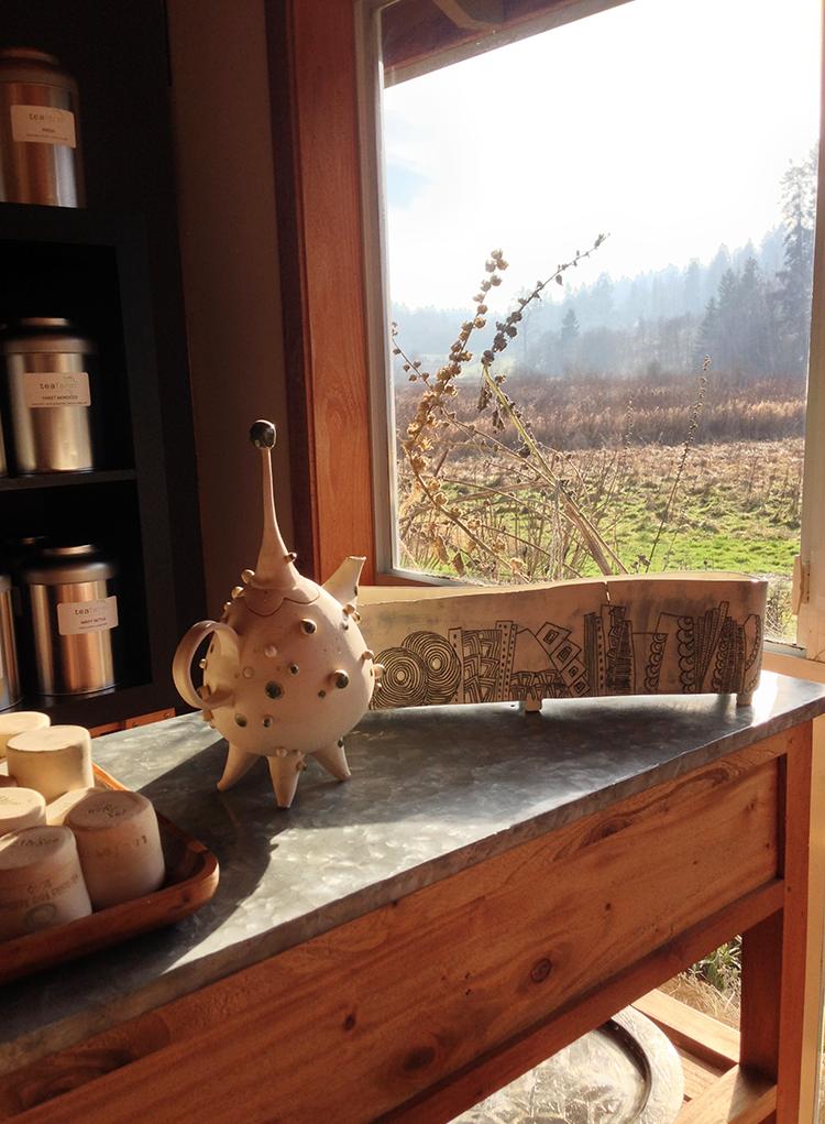 Teafarm, Cowichan Valley BC