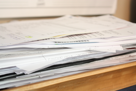 Organizing Your Filing: A 5-Step Purge