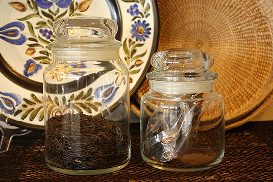 Anchor Hocking Apothecary Canisters