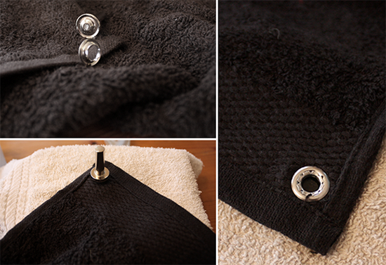 Steps to Inserting the Eyelet