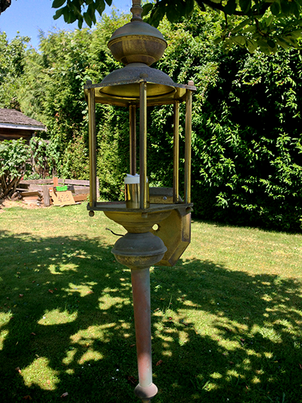 Before - House Lanterns
