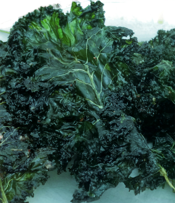 Kale Chips! Where Have You Been All My Life?