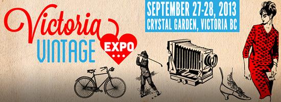 Vintage Fair Victoria Sept 27-28, 2013