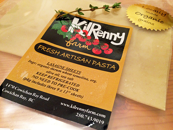 Fresh Kilrenny Farm Pasta