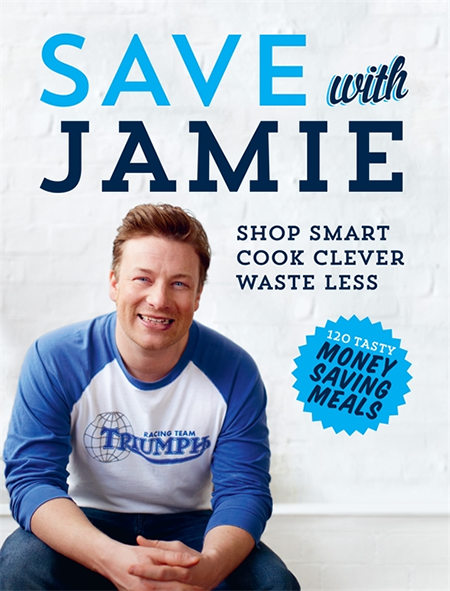 Jamie Oliver - Save With Jamie - 450