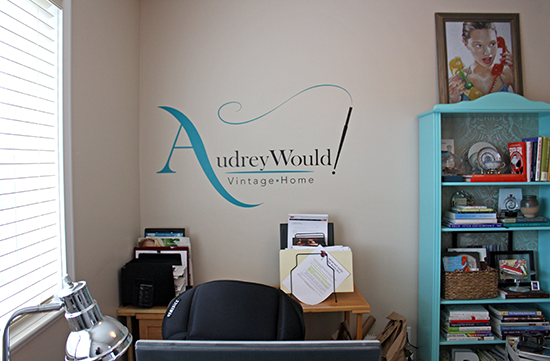 Audrey Would Wall Decal