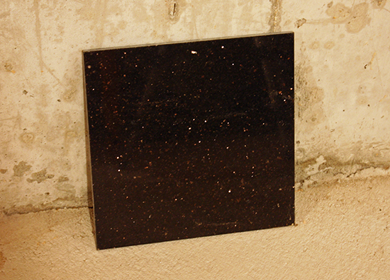 Black Ceramic Tile